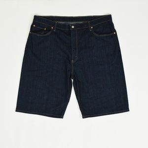 Levis Big & Tall  Blue 42  569 Cotton Solid